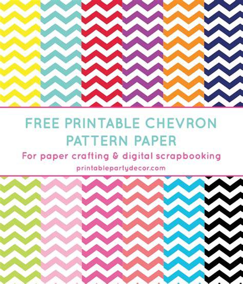 printable chevron pattern for nails free printable chevron pattern paper tip junkie