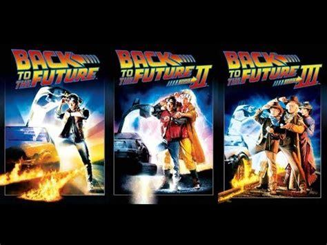 Volver al futuro 1, 2 y 3 película [DESCARGA MEGA 1 LINK