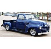 1953 CHEVROLET 3100 PICKUP TRUCK THE OUTLAW RAT ROD/PRO