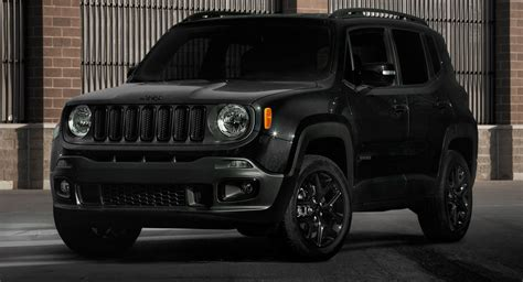 New Jeep Model Jeep Renegade Deserthawk Altitude To Debut In L A