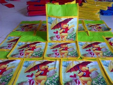 Tas Tenteng Winnie The Pooh Medium 17 best images about goodie bag tenteng jinjing ultah anak