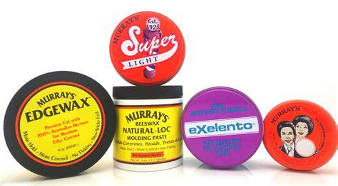 Pomade Murray S Edgewax murray s pomade beeswax edgewax range ebay