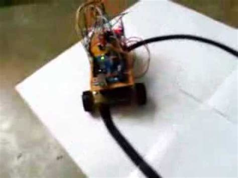 infrared + arduino line following robot youtube