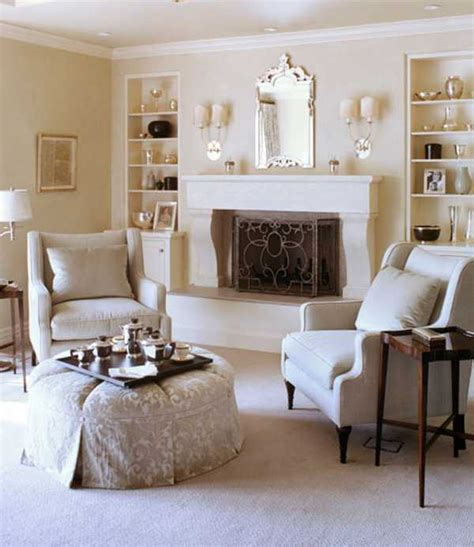 Living Room With Fireplace Decorating Ideas | 20 cozy living room designs with fireplace and family