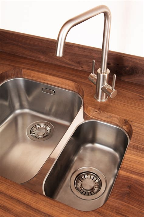 kitchen sinks solid wood kitchen cabinets