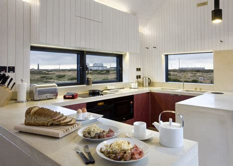cool kitchen design sunscape homes architecture shingle house in dungeness kent uk by nord