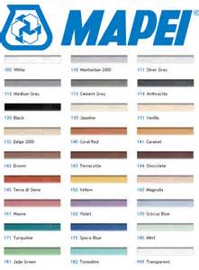mapei grout colors mapei grout color chart quotes
