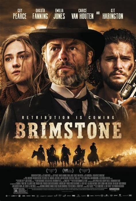 Dakota Fannings New Gets Horrible Reviews Critics Say Pointless by Brimstone Review Summary 2017 Roger Ebert