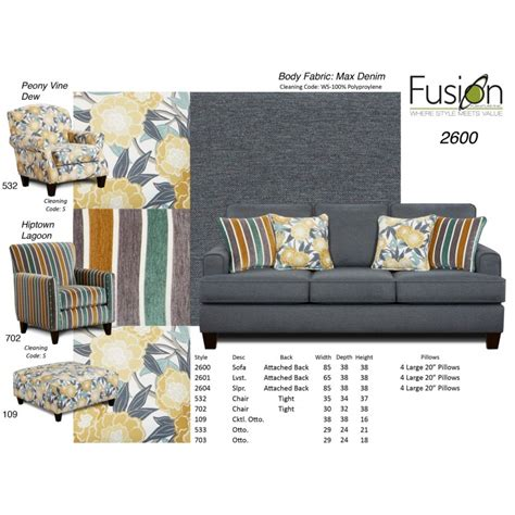 Grubbs Furniture by Max Denim Sofa Collection Grubbs Furniture And Appliances