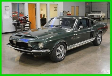68 ford mustang cobra jet 68 ford mustang shelby cobra gt500kr automatic 428 cobra