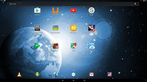 gapps 4 1 2 apk andex project brings android 7 0 nougat with gapps linux kernel 4 4 to your pc