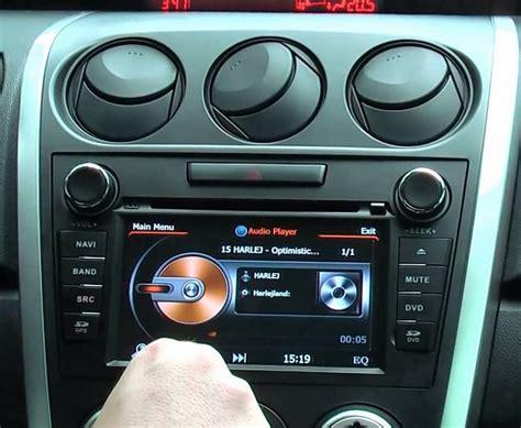 autoradio compatibile comandi al volante autoradio android 4 4 4 gps dvd mazda cx 7 compatible bose