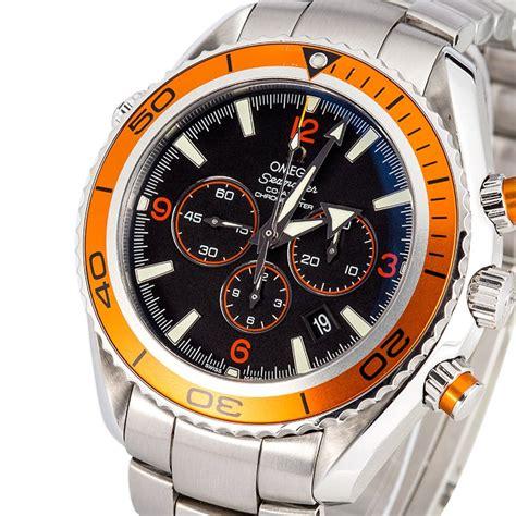 Omega Seamaster Chrono omega seamaster planet chronograph