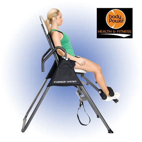 body power health fitness chair style gravity inversion