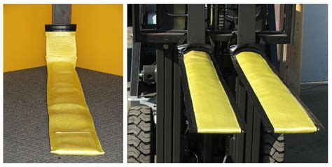Forklift Cover by Protective Fork Sleeves Fork Covers Sleeves J Mcerins