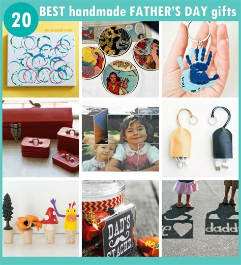Handmade S Day Gifts - a roundup of 20 of the best handmade s day gifts