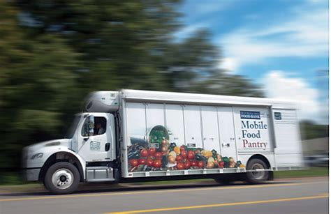Mobile Food Pantry Truck by Mobile Food Truck Heading To Orange News Dailyprogress