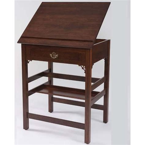 Drafting Table Standing Desk by Classic Reading Writing Desk