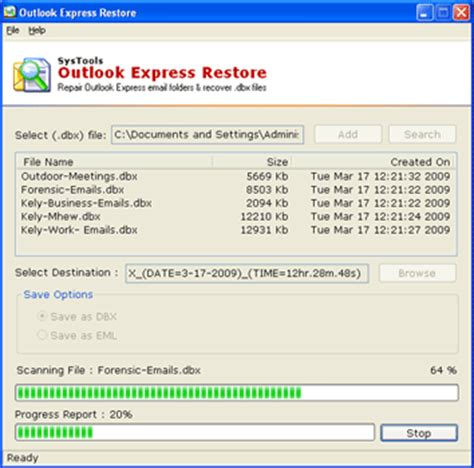free extract dbx tool by extract dbx tool v 3 0
