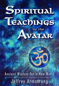 spiritual teachings of the avatar jeffrey armstrong beyond words