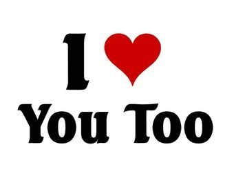 images of love u too we love you clipart 42