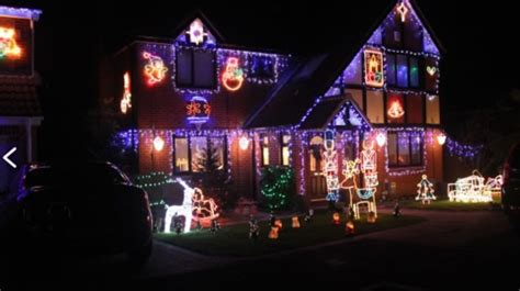christmas lights display cancelled meridian itv news