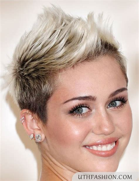 spikey hairstyles for women over 45 with fat face short hairstyles 2014 most popular short hairstyles for