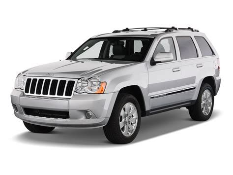 toyota jeep 2009 2009 jeep grand reviews and rating motor trend