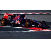 Het Team Van Toro Rosso Neemt Voor De Nederlander Max Verstappen En