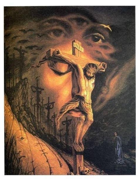 jesus face cross tattoo jesus and jesus on a cross design