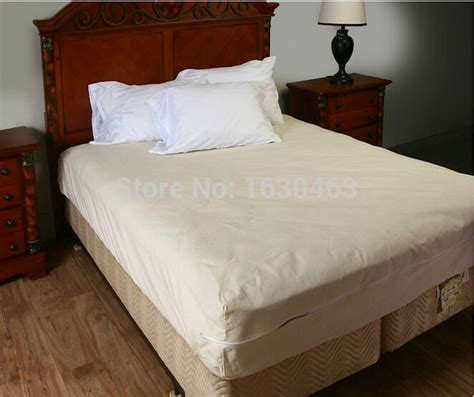 bed bug mattress and box spring encasements free shipping smooth allerzip waterproof mattress