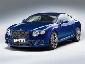 Bentley Cont Gambar Mobil Bentley Continental Gt Speed 2013