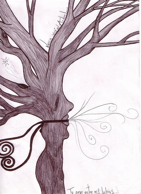 imagenes a lapiz de arboles dibujos a lapiz de arboles secos imagui