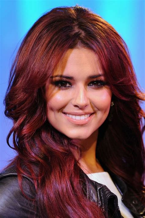 hairstyles color and highlights 2014 burgundy hair color for red hair brunettes and blondes