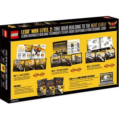 Lego Mba Kit 4 by Lego Master Builder Academy Sets Product