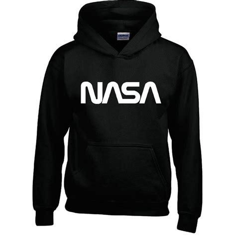 Hoodie Sweater Nasa Premium mens boy unisex nasa hoodies sweatshirt pullover sweat hoody all sizes ebay