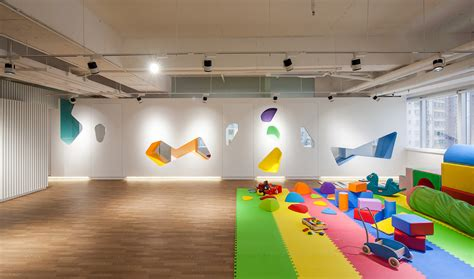 Interior Design Of Play School by Gallery Of Babysteps Interior Atelierblur Georges Hung