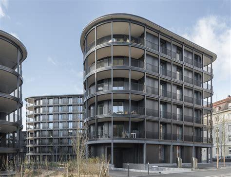 basel architekten wohnen am schaffhauserrheinweg basel schweizer