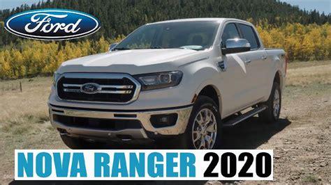 2020 Ford Ranger by L200triton2020br4x4 Ford Ranger 2020 Facelift