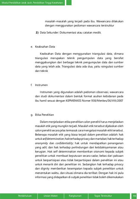 format proposal kebidanan bagian utama proposal laporan tugas akhir
