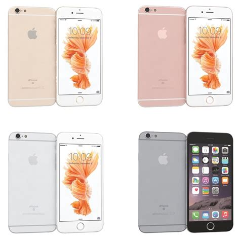 iphone 6s color apple iphone 6s colours 3d max