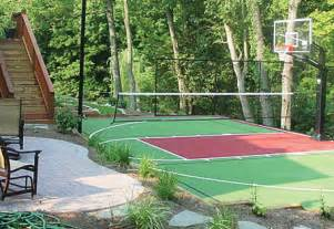 outdoor courts high performance modular court
