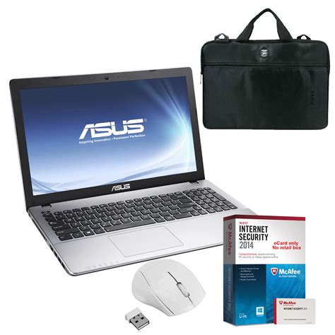 Laptop Asus Multimedia asus x550ca multimedia laptop intel i7 3537u ivybridge 15 6 4gb 500gb win8 ebay