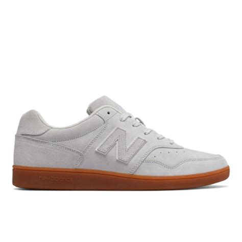 New Balance Ct 288 Numeric White new balance 288 suede s court classics shoes white