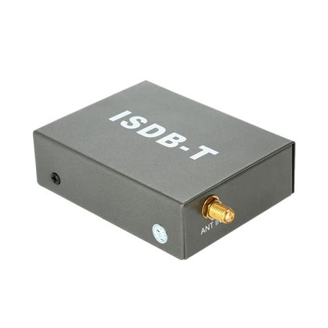 Remote Receiver Mpeg 4 Car Isdb T Mpeg 4 Hd H 264 Digital Tv Receiver Box With