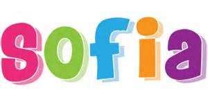 sofia logo name logo generator i love love heart
