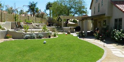 Backyard Landscaping Arizona by Small Backyard Landscaping Ideas Arizona Home Design Ideas