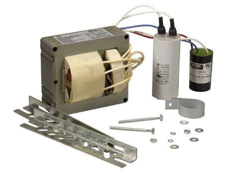 Ballast On Light Fixture 1000 Watt Pulse Start Metal Halide Ballast Kit Mh Light Ballast Kit Buylightfixtures