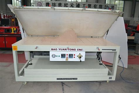 corian material preis thermoforming membrane vacuum press for corian mold