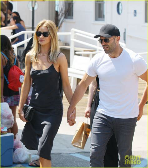 best breakfast malibu rosie huntington whiteley jason statham go out for
